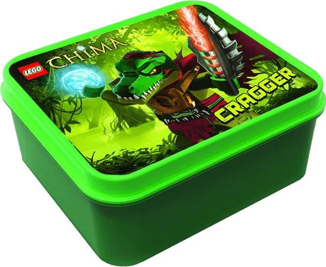 LEGO Legend of Chima Lunch Box