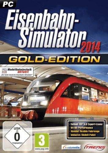 Eisenbahn-Simulator 2014: Gold Edition (PC)