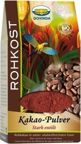 Govinda Rohes Kakaopulver bio (100 g)