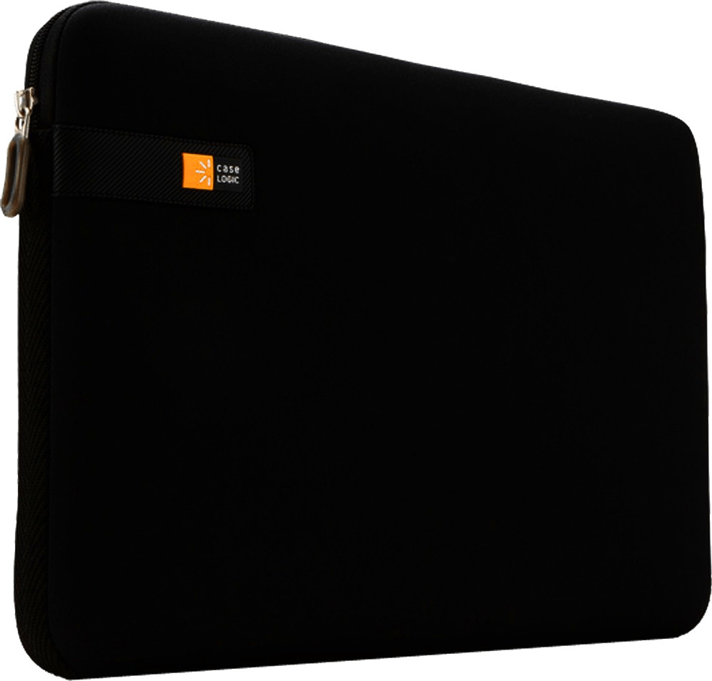"Image of Case Logic 13.3"" Laptop and MacBook Sleeve black"