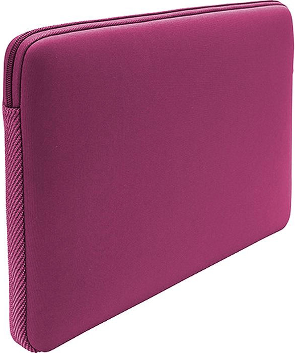 """Image of Case Logic 13.3"""" Laptop and MacBook Sleeve pink"""
