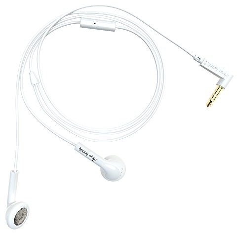 Image of Happy Plugs Earbud (White)