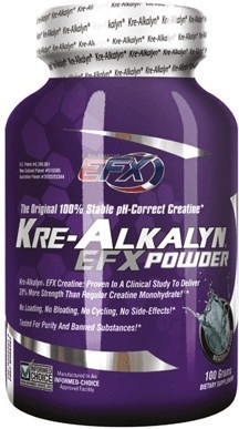 EFX Kre-Alkalyn 100g