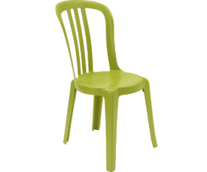 Grosfillex chaise bistrot miami au meilleur prix sur for Chaise miami bistrot