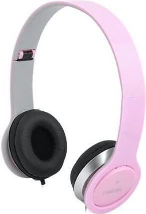 LogiLink Smile Headset (pink)
