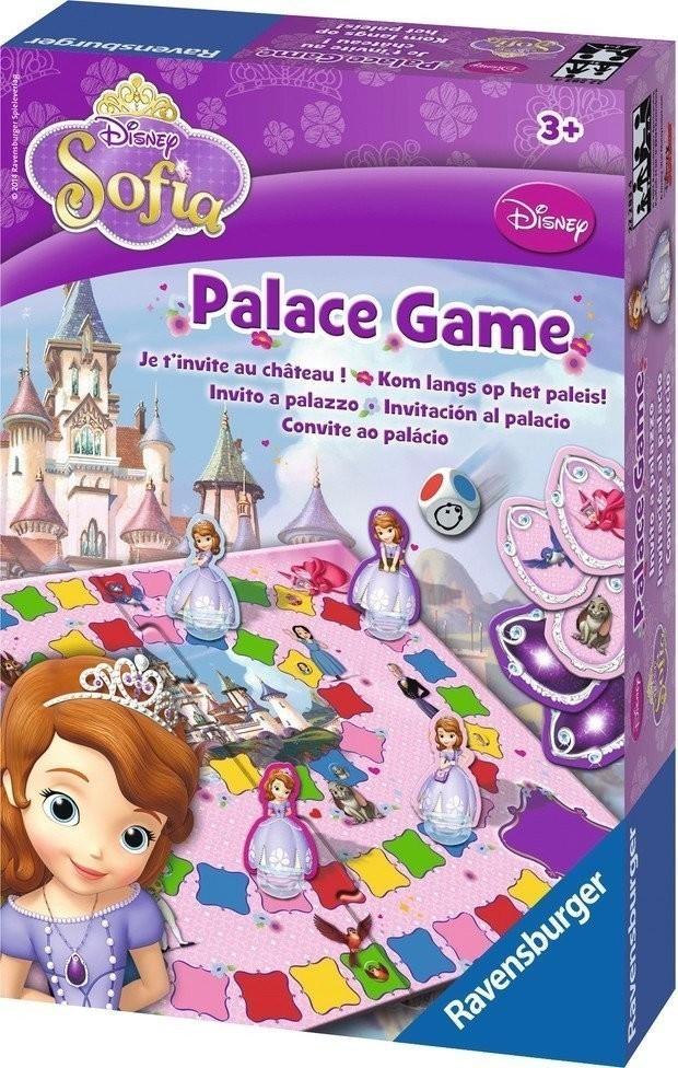 Ravensburger Disney Sofia - Palace Game