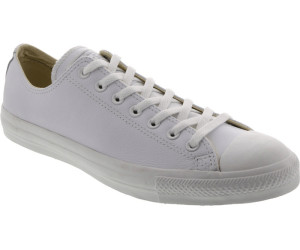 Buy Ox Star All White Basic Taylor Converse Chuck Leather