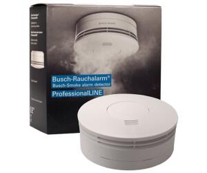 Busch-Jaeger 6834-84 Busch-Rauchalarm® ProfessionalLINE Alkalibatterie