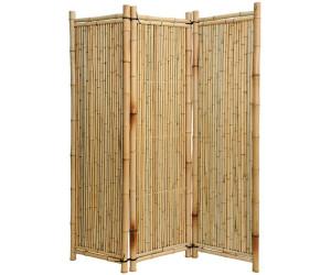 Noor bambus paravent deluxe 180 x 180 cm ab 139 04 for Paravent bambus