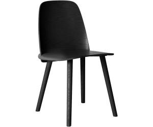 Muuto Nerd Stuhl schwarz