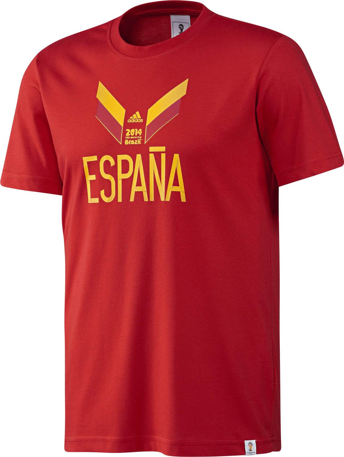 Adidas World Cup 2014 Spanien Graphic Tee