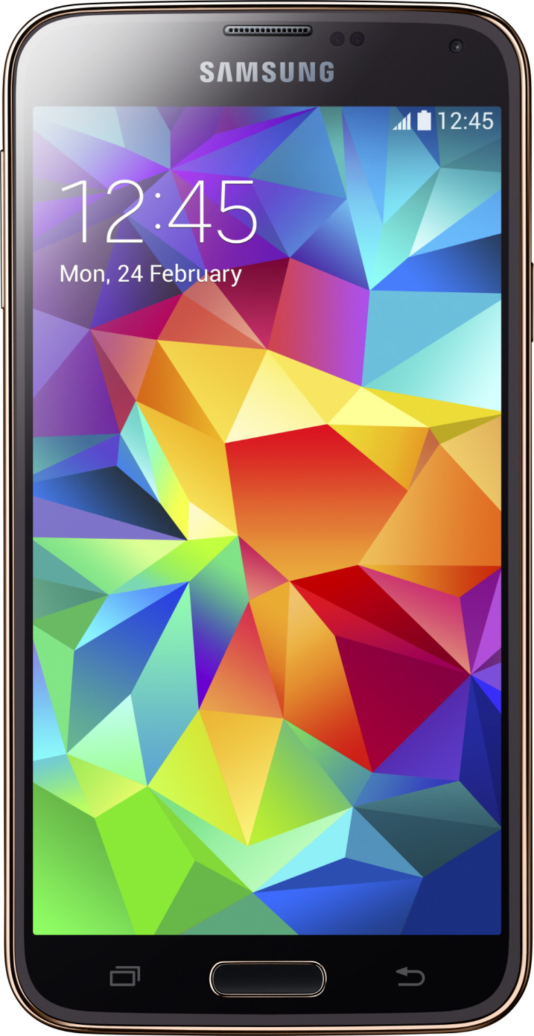 Samsung Galaxy S5 16GB Copper Gold