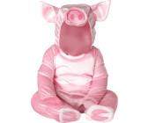 Schwein Latzhose Rubies 14905 Erwachsenen Schweinchen Kostüm Gr.S-M-L-XL-2XL