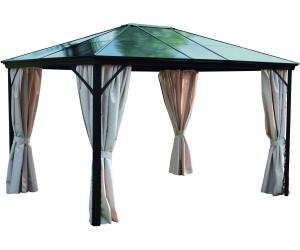 leco profi pavillon 3x3 65m ab 799 99 preisvergleich. Black Bedroom Furniture Sets. Home Design Ideas