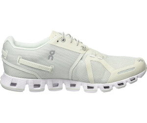 Cloud All White ON Damen Running Schuhe