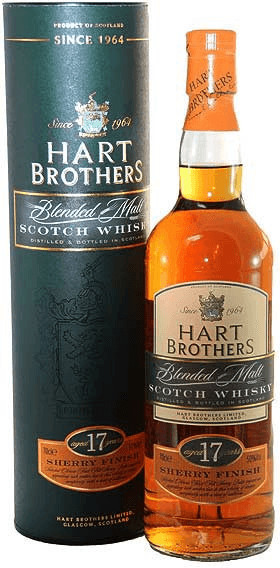 Hart Brothers 17 Jahre Sherry finish 0,7l 50%