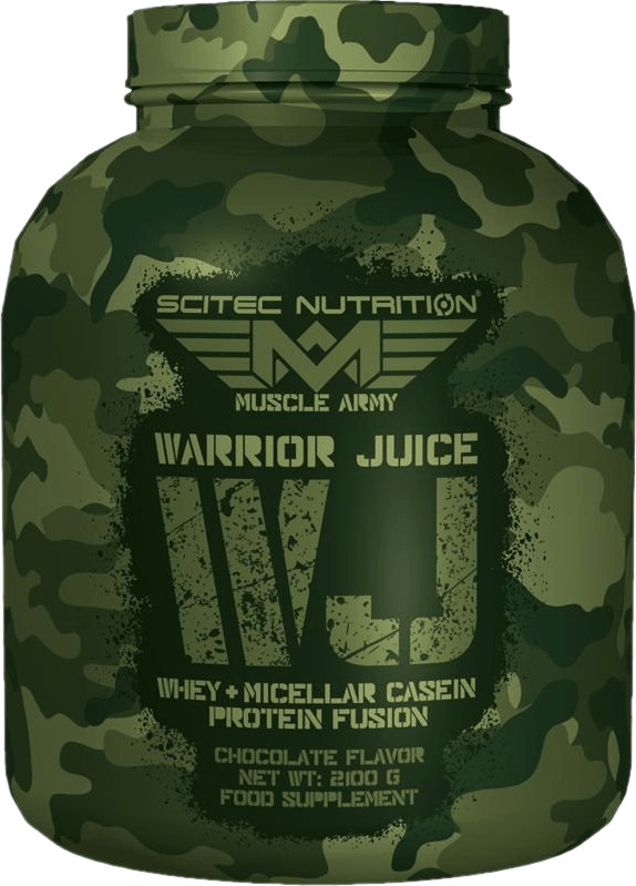 Scitec Nutrition Muscle Army Warrior Juice 2100g
