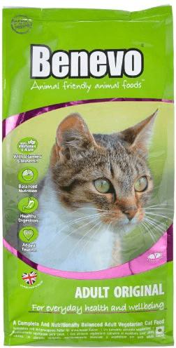 Benevo Vegan Cat (2 kg)