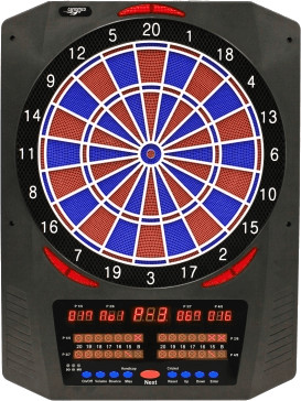 Carromco Electronic Dart Topaz 901