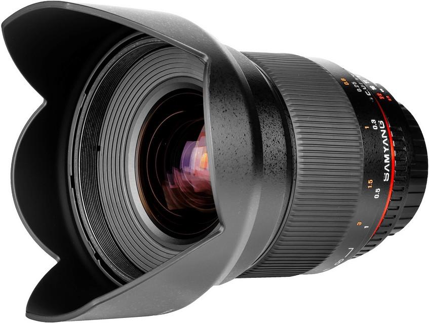 Samyang 16mm T2.2 ED AS UMC CS VDSLR [Canon]