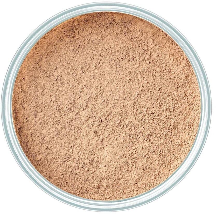 Maquillaje Artdeco mujer MINERAL POWDER foundation #6-honey 15 gr