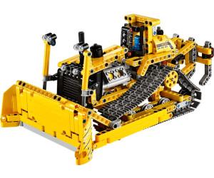 lego technic bulldozer 42028 ab 79 98. Black Bedroom Furniture Sets. Home Design Ideas
