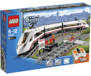 Lego City Hochgeschwindigkeitszug 60051 Ab 19895