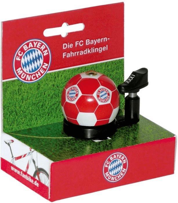 FanBike Fahrradklingel (FC Bayern München)