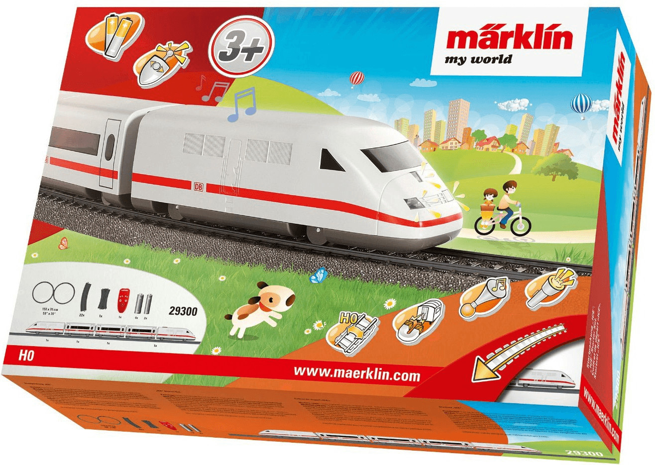 Märklin My World - Startpackung ICE (29300)