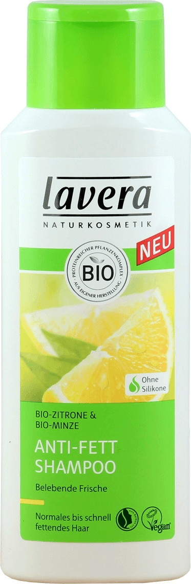 Lavera Anti-Fett Shampoo (200ml)