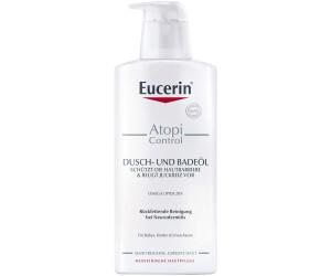 eucerin atopicontrol dusch und bade l 400 ml ab 11 62. Black Bedroom Furniture Sets. Home Design Ideas