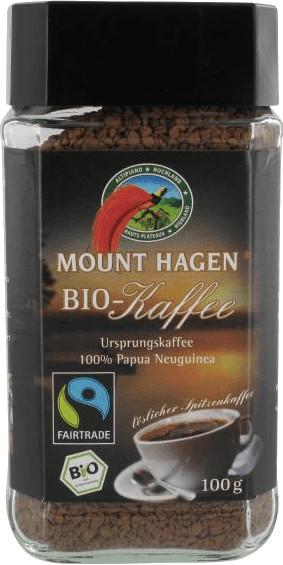 Mount Hagen Bio Kaffee Instant (100 g)
