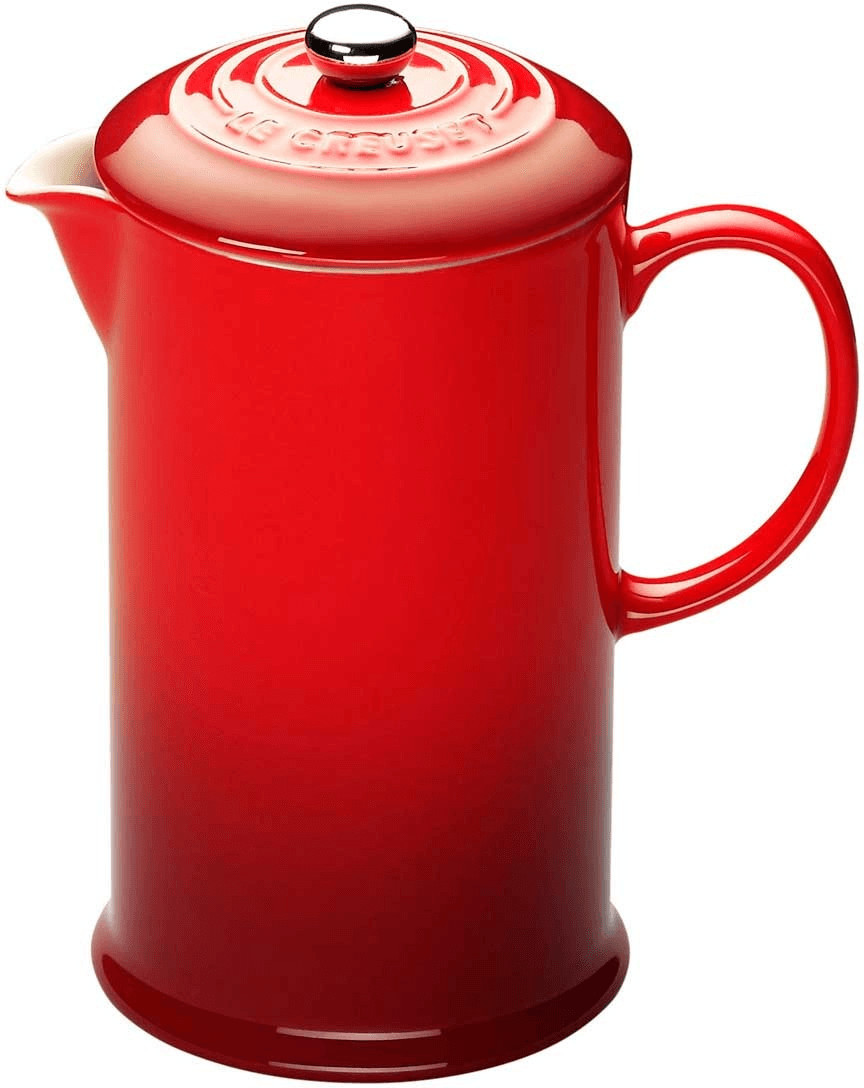 Image of Le Creuset Cherry Red