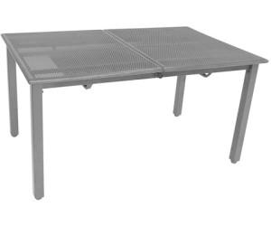 Gartentisch ausziehbar  Gartentisch ausziehbar Preisvergleich   Günstig bei idealo kaufen