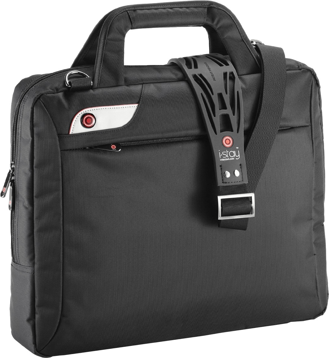 Image of Falcon i-stay Slimline Laptop Bag (is0102)