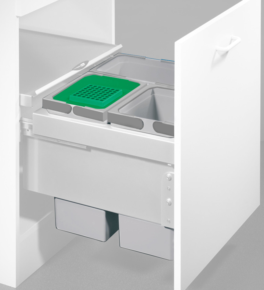 Naber Cox base 1T/500-3 (36 L) ohne Biodeckel