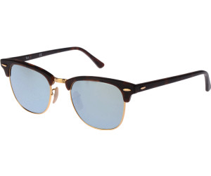 ef263f7f7183 Buy Ray-Ban Clubmaster RB3016 114530 (sand havana-gold silver ...