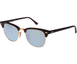 Rb3016 Ray Clubmaster Ban Mirrored Havana Goldsilver 114530sand 1cFKlJ