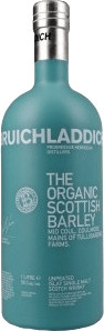 Bruichladdich The Organic Scottish Barley 1l 50%