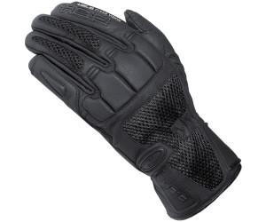 Held Summertime II schwarz hoch abriebfeste Motorrad Sommer Handschuhe
