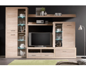 hbz meble wohnwand cancan 5 ab 319 95 preisvergleich bei. Black Bedroom Furniture Sets. Home Design Ideas