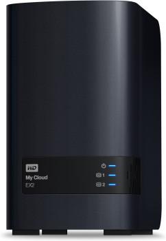 WD My Cloud EX2 Ultra 8TB (2 x 4TB) NAS für 345€ (statt 407€)