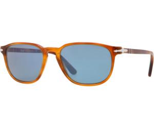 PERSOL Persol Herren Sonnenbrille » PO3019S«, braun, 96/56 - braun/blau