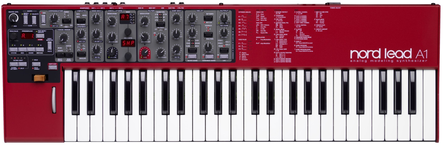 Image of Clavia Nord Lead A1
