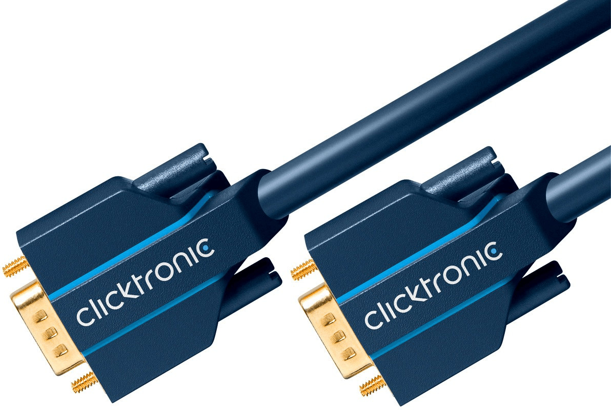 Image of Clicktronic 70351 Casual VGA connection cable (2.0m)