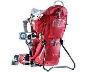 attractive price huge selection of sale Deuter Kid Comfort II cranberry-fire ab 219,00 ...