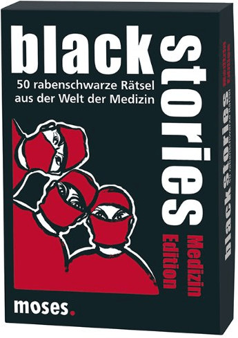 Moses Black Stories Medizin Edition