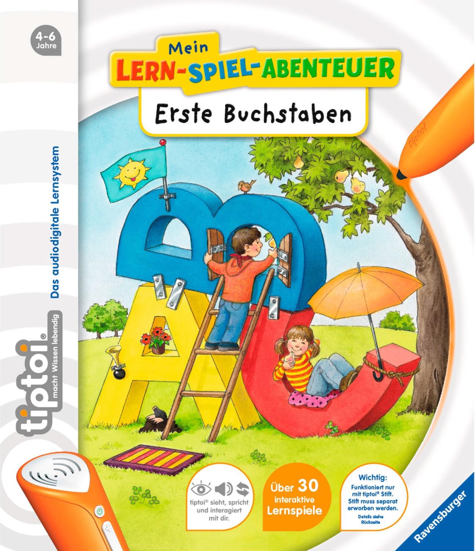 Ravensburger tiptoi - Mein Lern-Spiel-Abenteuer - Erste Buchstaben