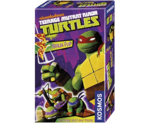Teenage Mutant Ninja Turtles Ninja Flip Ab 6 99 Preisvergleich Bei Idealo De
