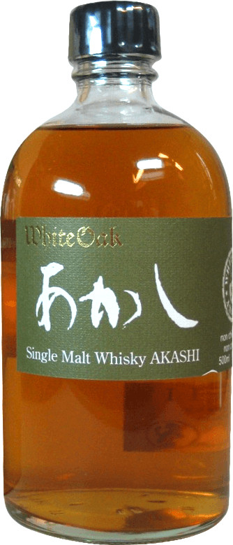 White Oak Akashi Single Malt 0,5l 46%